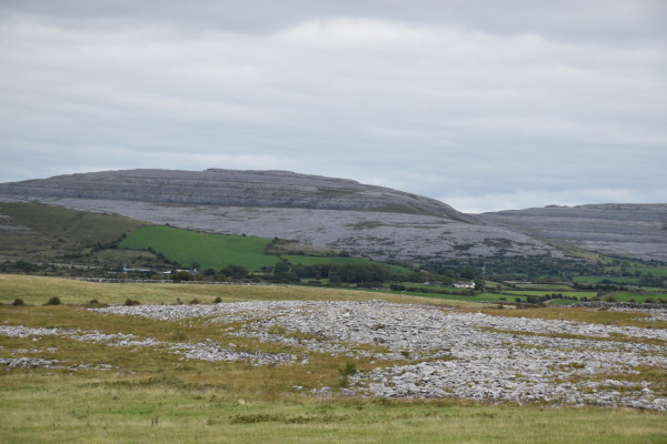 Between Fanore and Ballyvaughan