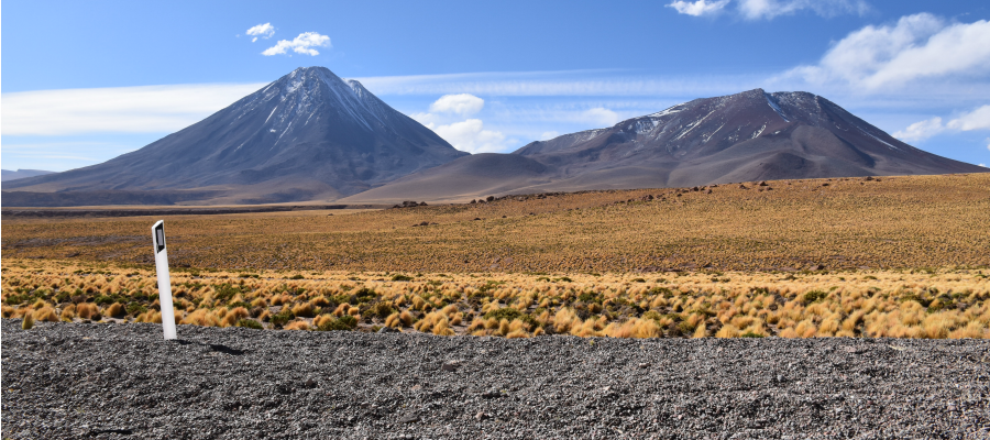 Paso de Jama – Between Argentina and Chile